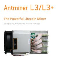 Cheap Bitcoin Device Bitmain Antminer L3+ (600Mh) Mining Scrypt Algorithm DGB Coin 850W Power Psu for sale