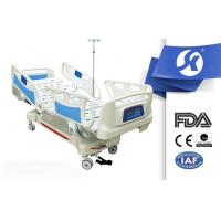 Hydraulic Perforated Electric Hospital Bed Medicare