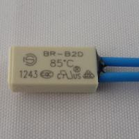 Buy cheap Compact 250V 5A AC Thermal Protector , Bimetal Thermal Switch For Coils from wholesalers