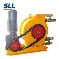 Cheap Industry Electric Peristaltic Mortar Pump Acid Resistant For Chemical Slurry for sale