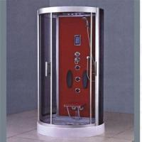 Cheap Steam Shower Room with Good Quality and Aluminum Alloy Frame for sale