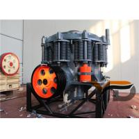 Cheap Limestone Spring Cone Crusher Machine Marble Mining Rock Crusher Smooth Operation for sale