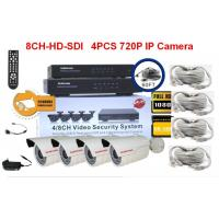 Cheap Remote Monitoring HD SDI Security Camera For Home ,  High Resolution for sale