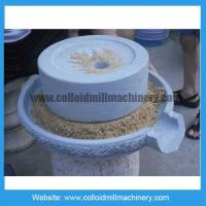China Soymilk Making Machine/Soybean Grinding Machine / Stone Mill Grinder Machine on sale