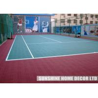 Cheap Easy Install PP Roller Hockey Court Surface For Indoor And Outdoor for sale