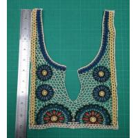 Buy cheap Colorful design style including colorful threads for clothing motif from wholesalers