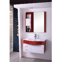 Cheap Bathroom Cabinet / PVC Bathroom Cabinet (W-076) for sale