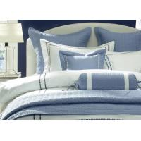 Cheap Fashion Cotton Embroidered Elegant Bedding Sets Real Simple 4Pcs OEM wholesale