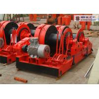 Cheap Cable Rope Double Drum Electric Tractors and Winches 10 KN to 500KN 1Ton to 50Ton ISO for sale