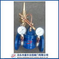 Cheap 800X pressure differential by-pass ductile iron valve for sale