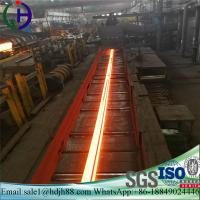 China Material Q235 Railroad Steel Rail AISI ASTM With Excellent Mechanical Property on sale