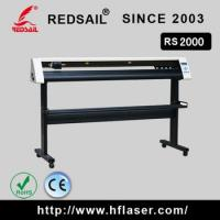 China CE certificated large format vinyl cutting plotter with USB driver from Redsail RS2000C on sale