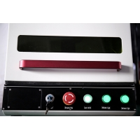 Cheap 20W 30W 50W Fiber Laser Marking Machine for Color Marking for sale