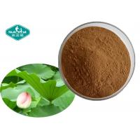 Cheap Healthy Slimming Body L - Carnitine Base Lotus Leaf Tea Solid Drink Remove Blood Lipid for sale