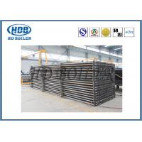 Cheap H Fin Water Tube Hrsg Economizer / Economiser Coils For Heat Recovery Boilers for sale