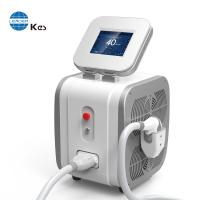 Cheap Powerful 808 Laser Hair Removal Device / Tri Wavelength 808nm Hair Removal Machine for sale