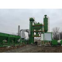 China High Performance 320 T/H Bitumen Hot Mix Plant With House Dust Filter on sale