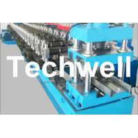 Cheap 16 Steps Forming Station Sigma Purlin Roll Forming Machine With 4mm Thickness for sale