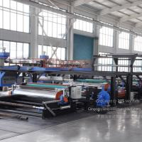 China Sinohs CE ISO 3200mm PVC Flex Banner Making Machine, Promotion! on sale