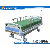 Buy cheap GT-BM1102 4-Crank Adjustable  Manual Hospital Bed Golden Supply from China from wholesalers
