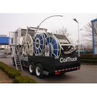 Buy cheap Truck Mounted Oilfield Vehicles Coiled Tubing Unit 12.0×2.55×4.00m from wholesalers