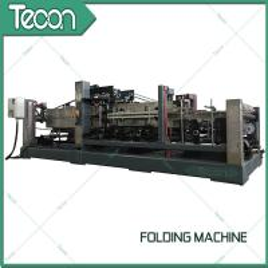 Cheap Energy Saving Cement Paper Bag Folding Machine Flexo Printing High Quantity wholesale