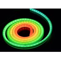 Buy cheap Super bright Flexible led strip lights outdoor , RGB Led Rope Light Neon Tube from wholesalers