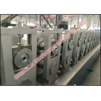 Cheap Metal Omega Type Profile Sheet Roll Forming Production Line, Steel Rollforming Machine for sale