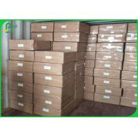 China Straw Wraps 28gsm White Kraft Paper 60gsm 120gsm Bleached Craft Paper Small Roll on sale