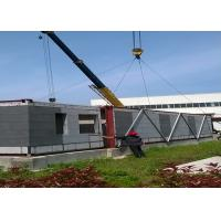 Buy cheap Economic Prefabricated Modular Homes Prefab House Green Building For Australia Project from Wholesalers