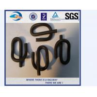 Cheap 60Si2MnA 60Si2CrA 55Si2Mn Skl Elastic Rail Clips / Railroad Fittings for sale