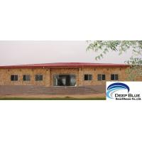 China Fireproofing Prefab House Kits / Layer Of Houses Moistureproof / Colorbond / Fibre Cement Clading on sale