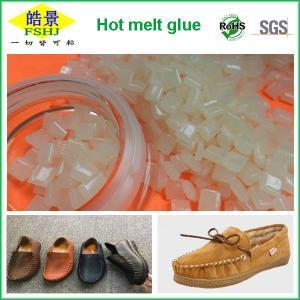 Cheap Light Yellow Granule Hot Melt Glue Pellets Glue For Rubber Shoes wholesale