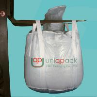 Cheap 500kg 1000kg 2000kg PP FIBC circular Jumbo Bags food grade AIB certification for sale