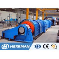 Cheap Horizontal Tubular Cable Stranding Machine Independent Drive Method 1200rpm Speed for sale