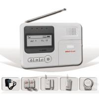 Cheap Security House Alarms YL-007M2, GSM / PSTN Auto-Dial Alarm System for sale
