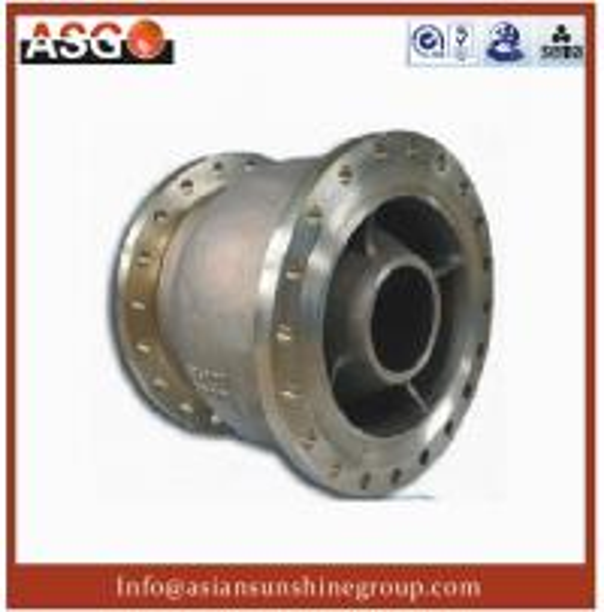 Axial Flow Regulator : Axial flow check valves valve asg fluid