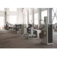 Cheap PET PP Strap Band Packing Belt Machine , PET Packing Belt Production Line for sale