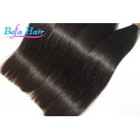Cheap Grade 7A Straight Malaysian Virgin Hair , Wet And Wavy 20-22 Inch Hair Extensions wholesale
