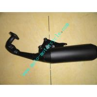 Cheap SCOOTER PARTS Motorcycle  Muffler  SUZUKI AG100 EXHAUST PIPE for sale