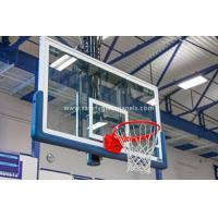 Cheap Safety Fully Temepered Glass Basketball Backboard Outdoor Basketball Hoops for sale