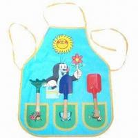Cheap Durable Garden Tool Sets with Apron, Customized Logos and Colors are Welcome for sale