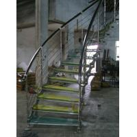 Cheap Indoor Integrated Staircase with Engineering Modern Design (SJ-850) for sale