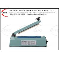 Cheap 500 W Plastic Film Sealer , Hand Sealing Machine For Plastic Packaging for sale