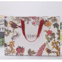 Cheap Low cost retail OEM custom printing luxury gift shopping cloths paper craft bag for sale