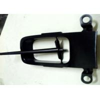 Buy cheap Door Frame prototype tooling Valox 357X black and polish surface for car door from wholesalers