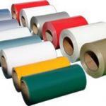 Cheap Colour Coated Aluminium Coils for sale