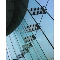 Cheap Curtain Wall Glass / Bs6206 Approved for sale