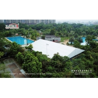China Waterpoof 25X35M Outdoor Aluminum Big Tent for Swimming Pool on sale