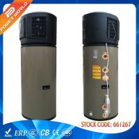 Cheap 3KW 200L All In One Heat Pump Water Heaters For Supermarket for sale